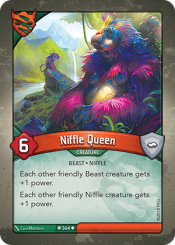 Niffle Queen
