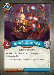 Novu Archaeologist