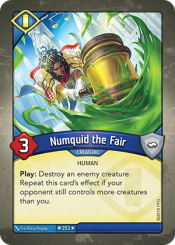Numquid the Fair