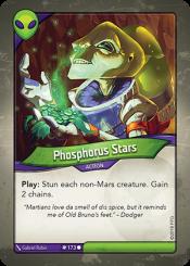 Phosphorus Stars