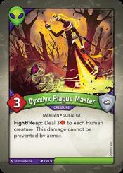Qyxxlyx PlagueMaster