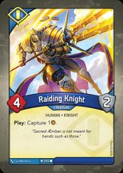Raiding Knight