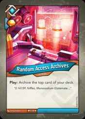 Random Access Archives