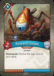 Research Smoko