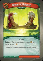 Ritual of Balance