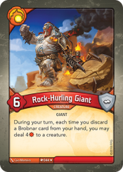 Rock-Hurling Giant