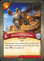 Rock-Hurling Giant