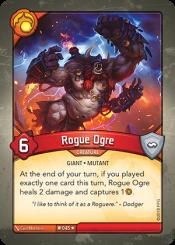 Rogue Ogre