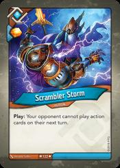 Scrambler Storm