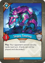 Skippy Timehog