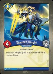 Staunch Knight