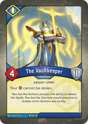 The Vaultkeeper