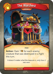 The Warchest