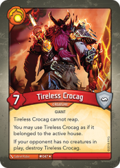 Tireless Crocag