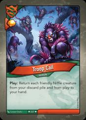 Troop Call