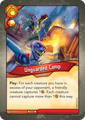 Unguarded Camp