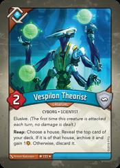 Vespilon Theorist