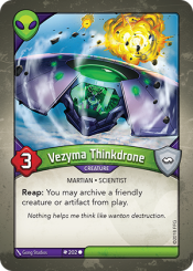 Vezyma Thinkdrone
