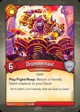 drummernaut