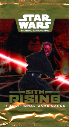 A Star Wars TCG SR Sith Infiltrator