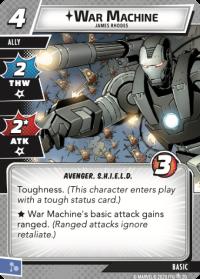 War Machine - Basic